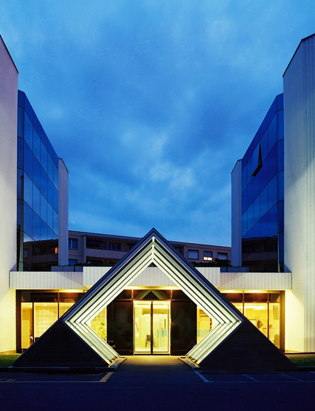 Centre Vidymed, Lausanne – Vidy