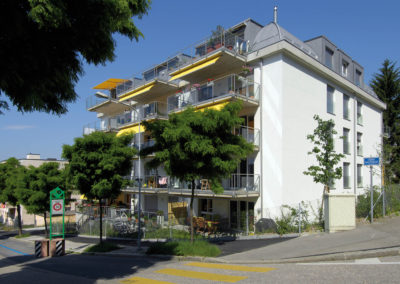 Vallombreuse, Lausanne