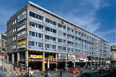 Place de la Gare 4, Lausanne