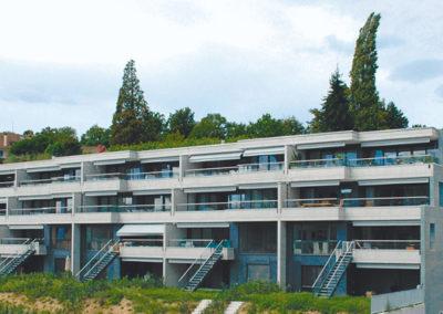 Hauts-Coteaux, Pully