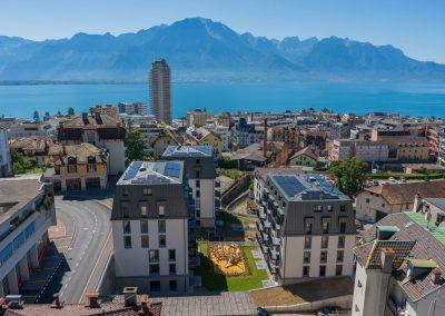 La Corsaz – Montreux